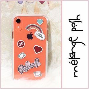 Accessories - iPhone X-R Poshmark Theme Phone Case